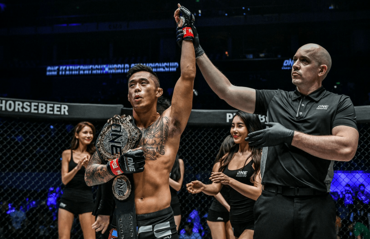 Third Time's A Charm, As Martin Nguyen Prepares For Upcoming Title Defence