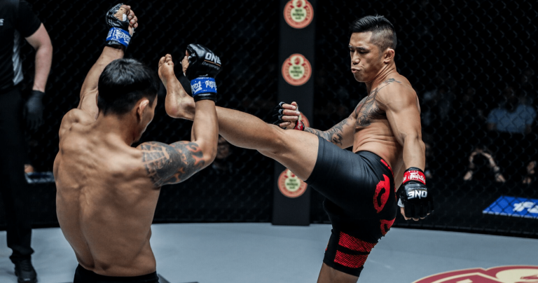ONE Championship Martin Nguyen ONE Roots Of Honor