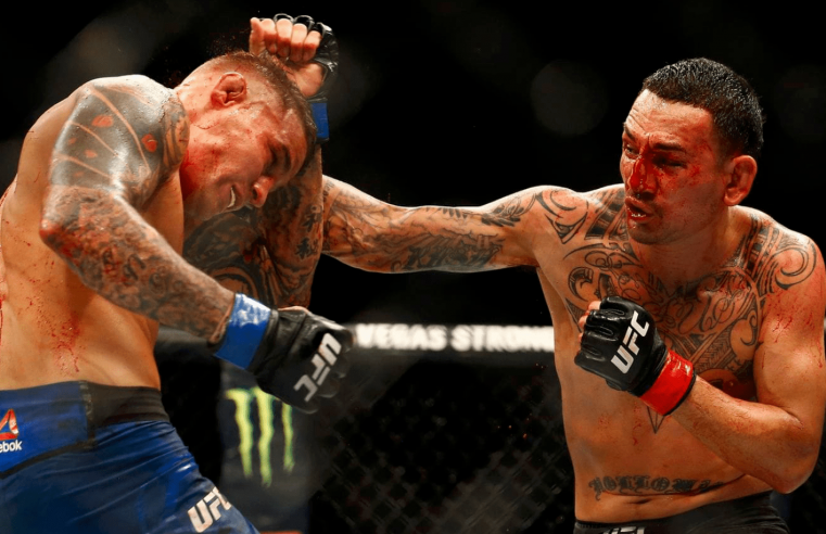A Classy Max Holloway Posts Statement On Loss To Dustin Poirier