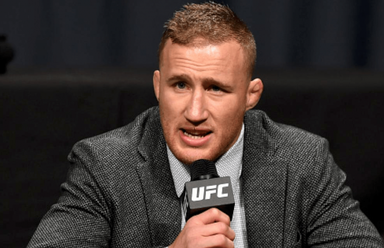 Gaethje May Quit The UFC If McGregor Gets A Title Shot Next