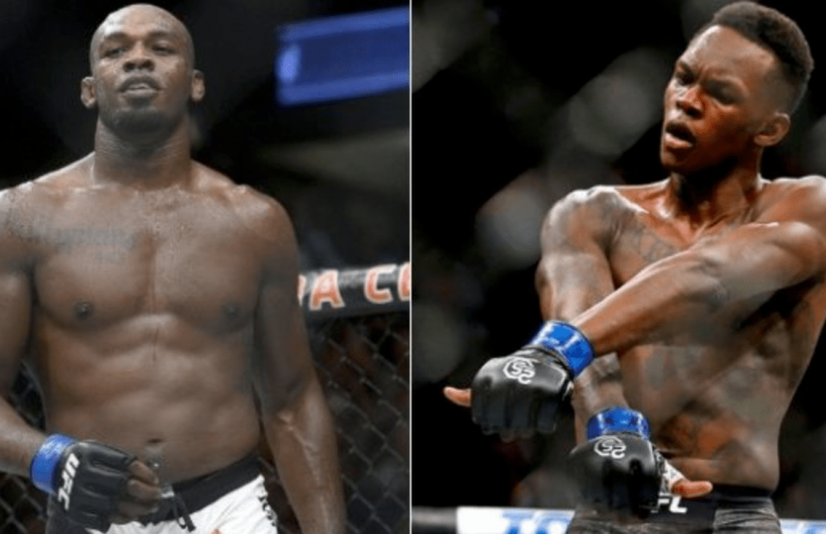 UFC 247: Jon Jones And Israel Adesanya Trade More And More Blows