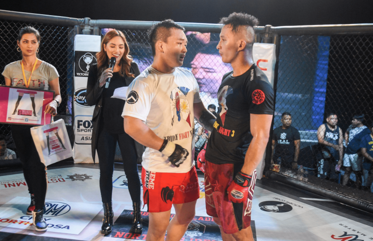 Fight Night III: Philippines vs Korea Recap And Results