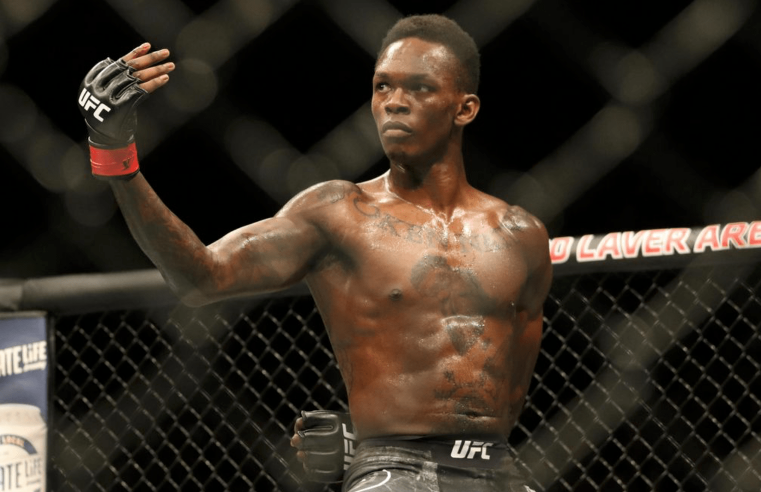 Israel Adesanya Hits Back At Paulo Costa