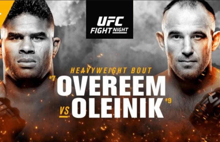 UFC Saint Petersburg Pre-Fight Videos