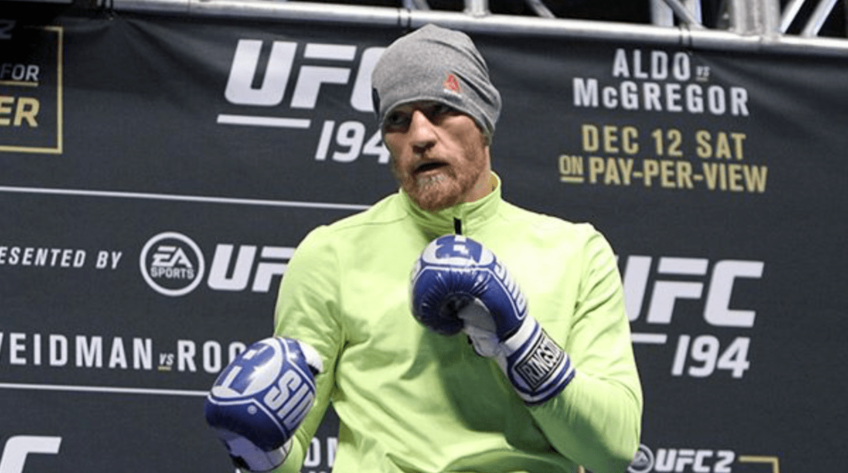 Terence Crawford Says Claressa Shields Would 'Do Well' Against Conor McGregor