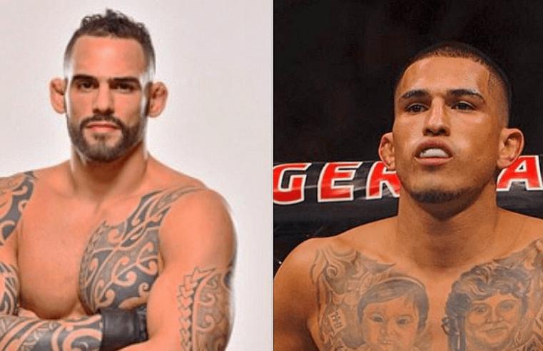 Santiago Ponzinibbio Calls Out Anthony Pettis