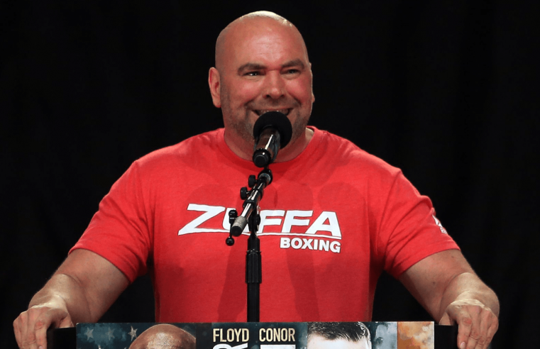 Dana White Says The Boxing Model Is Broken And He's The Man To Fix It