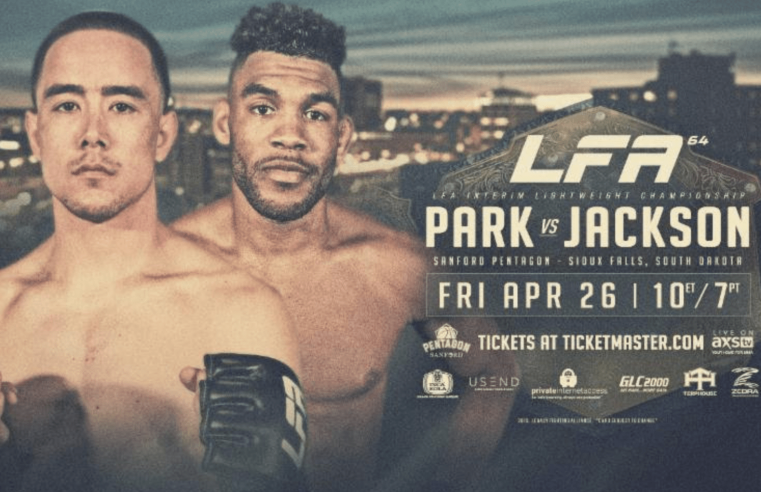 Legacy Fighting Alliance 64 Results