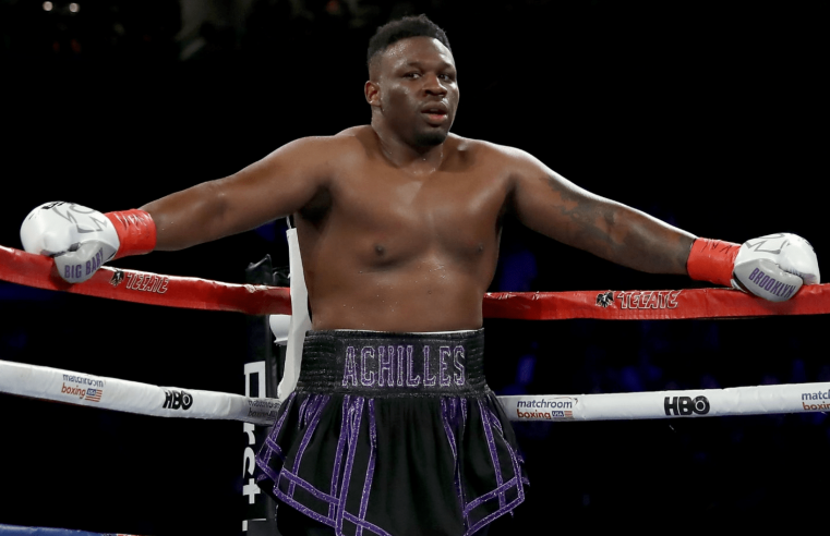 Jarrell Miller Only Suspended For Six Months
