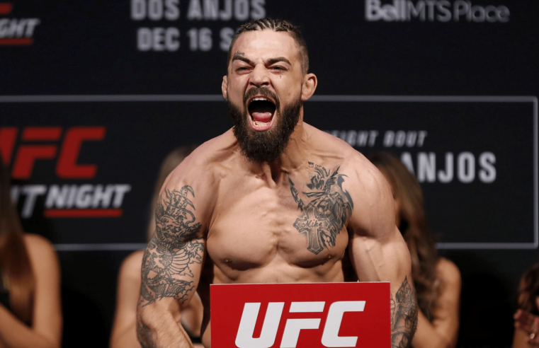 Mike Perry Is Done With Coaches, Only Wants His Girlfriend In His Corner