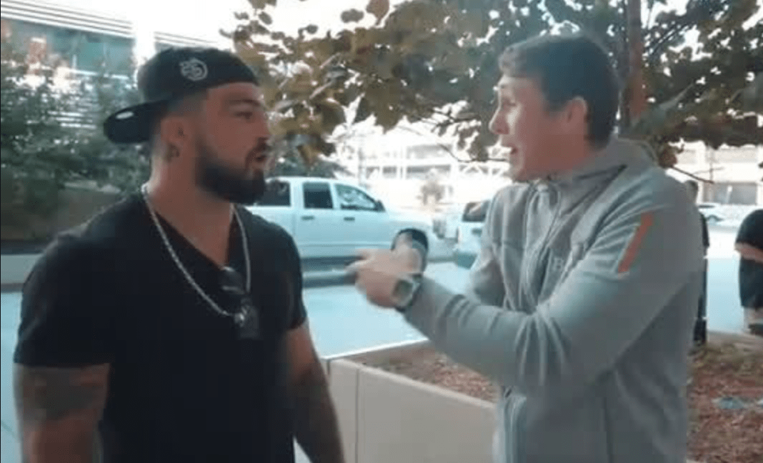 Mike Perry Goes Crazy On Darren Till: He's A F***ing Piece Of S***