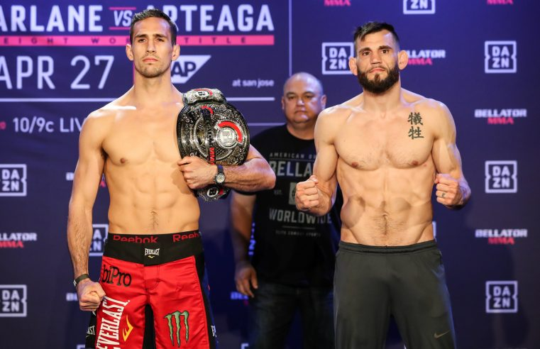 Bellator 220 Weigh-In Results