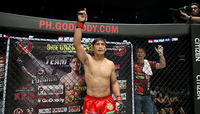 Folayang: I Need To Turn 'Super Saiyan' Against Tsogookhuu