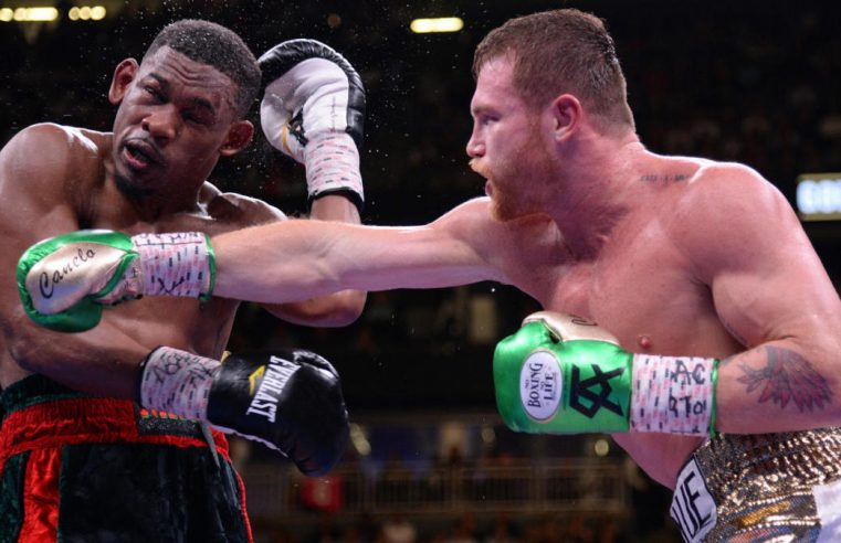 Canelo Alvarez Gets Called Out By Gennady Golovkin For 'Boring' Fight