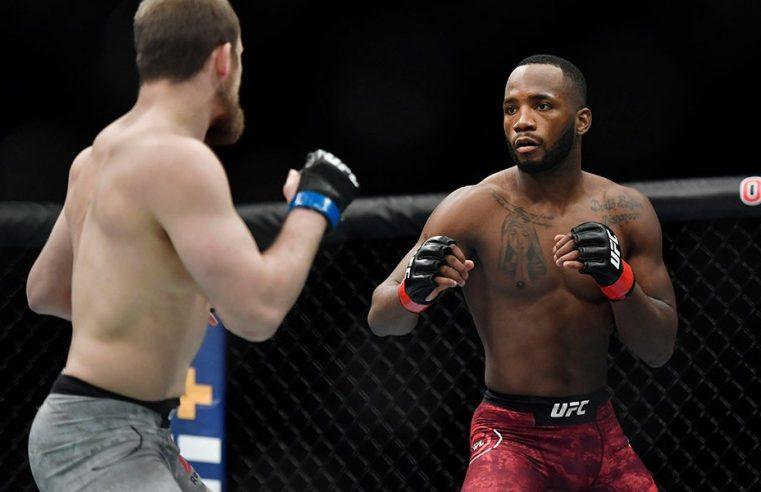 Leon Edwards Wants Rafael Dos Anjos At UFC 242