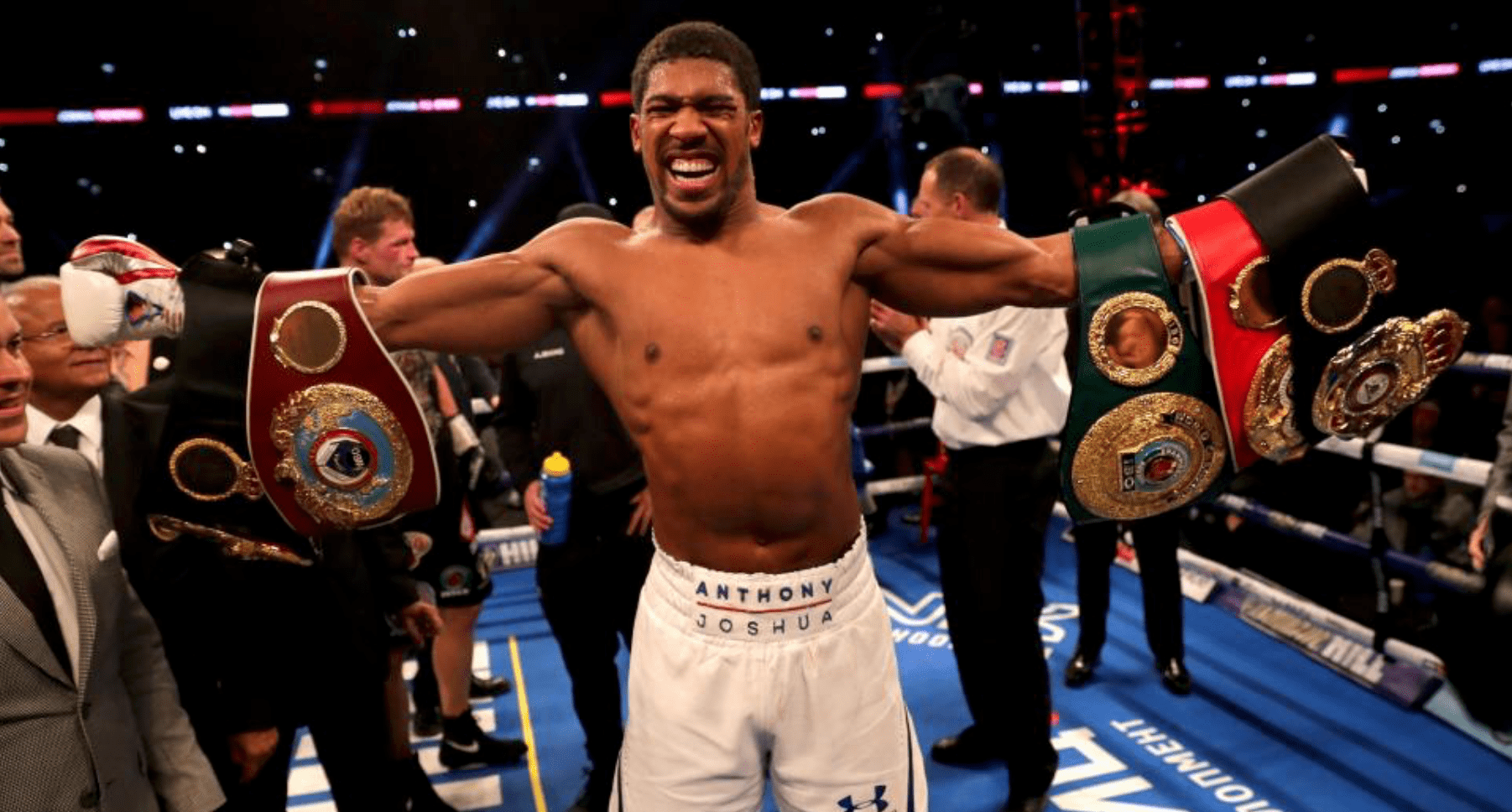 Anthony Joshua Gets A Replacement For June 1st