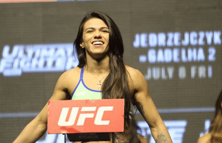 UFC: COVID-19 Test Results Gave Claudia Gadelha and Dan Ige A Scare