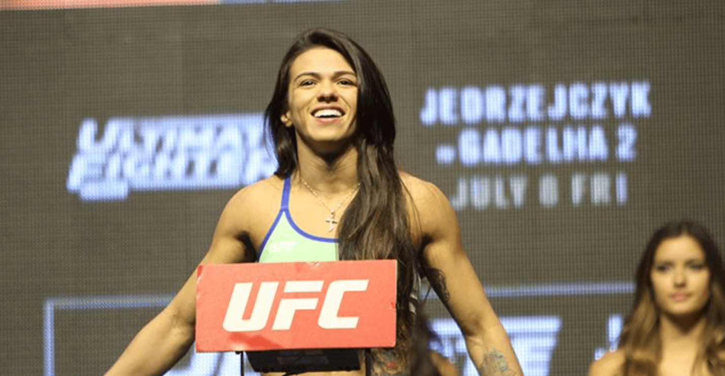 UFC Claudia Gadelha