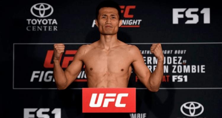 UFC, The Korean Zombie, Chan Sung Jung