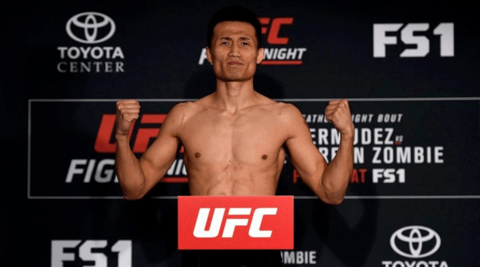 'The Korean Zombie' Isn't Happy With His UFC Ranking