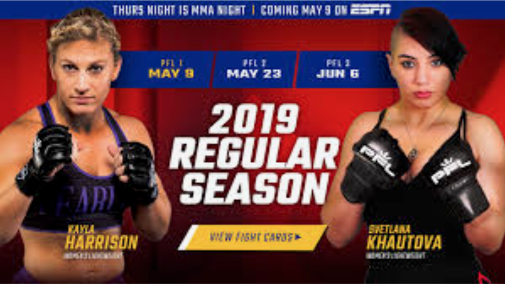 The PFL Announces First Three Events Of 2019