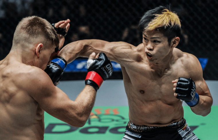 Hiroaki Suzuki To Nong-O: 'Let's Try To Knock Each Other Out'