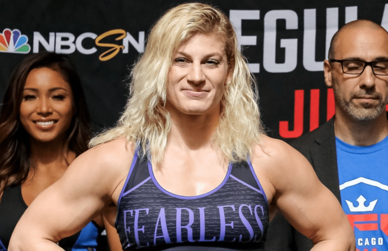 Kayla Harrison: I 100% beat Khabib In A Judo Match