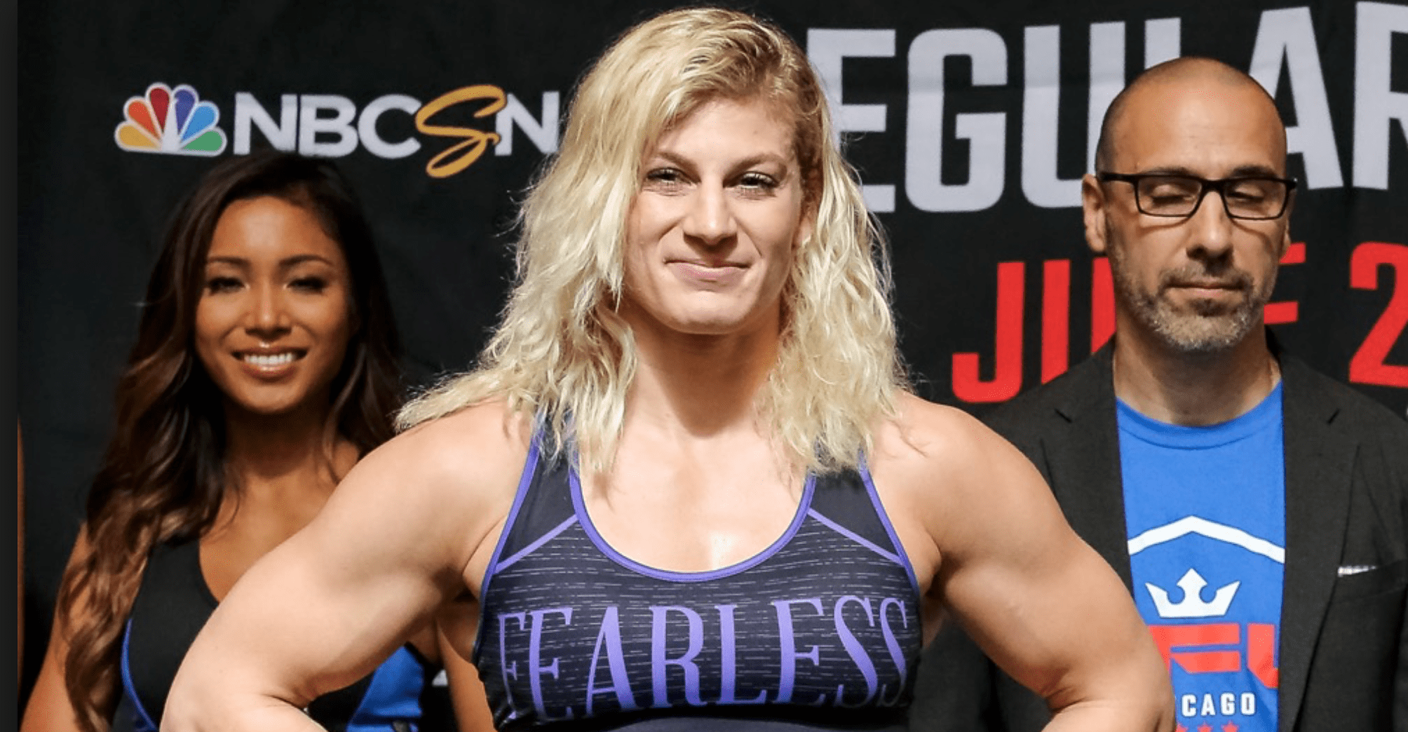 Kayla Harrison Explains Her Stance On The Open Scoring System