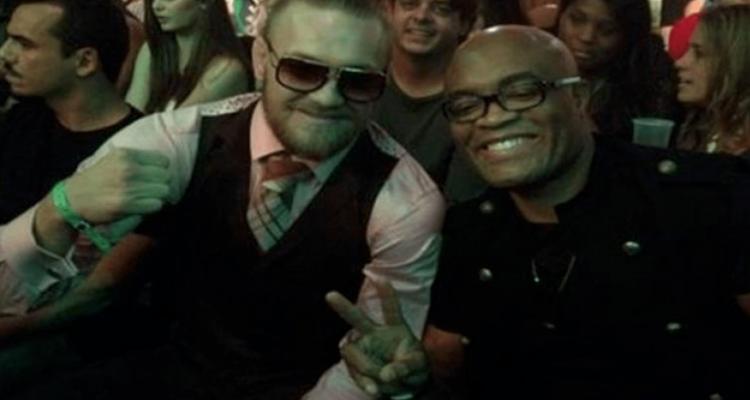 UFC Conor McGregor Anderson Silva