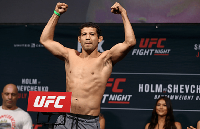 UFC: Gilbert Melendez Hits Out At USADA After Two Year Suspension