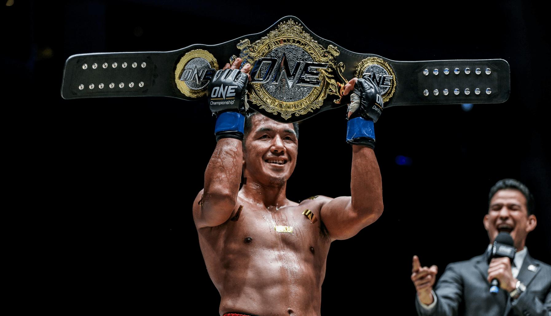 Geje Eustaquio: The Best Way To Win Back Belt Is To Get Better Everyday