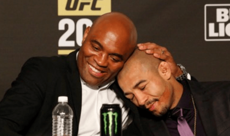 Anderson Silva And Jose Aldo Post Statements On UFC 237 Losses