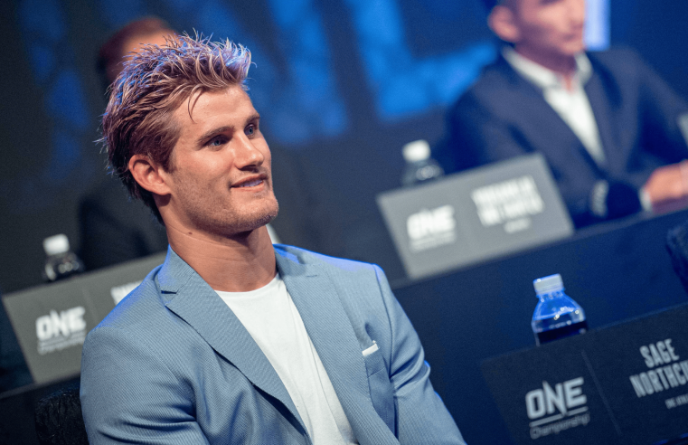 'Super' Sage Northcutt 'Super Excited' To Fight Shinya Aoki