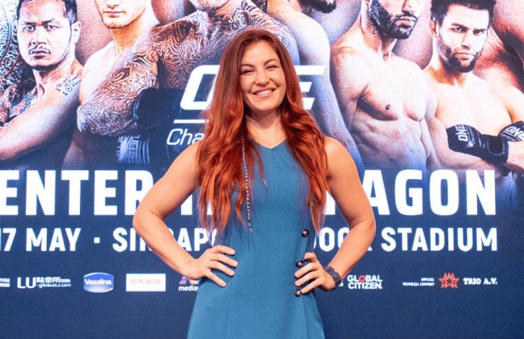 Miesha Tate Names Three Fighters On Her Hit List