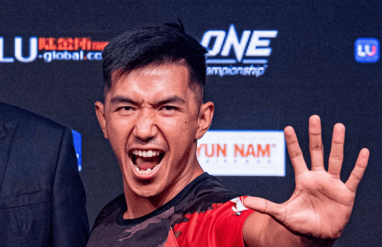 Geje Eustaquio Plans To Conquer Kim Kyu Sung At Enter The Dragon