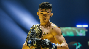 ONE Championship Christian Lee