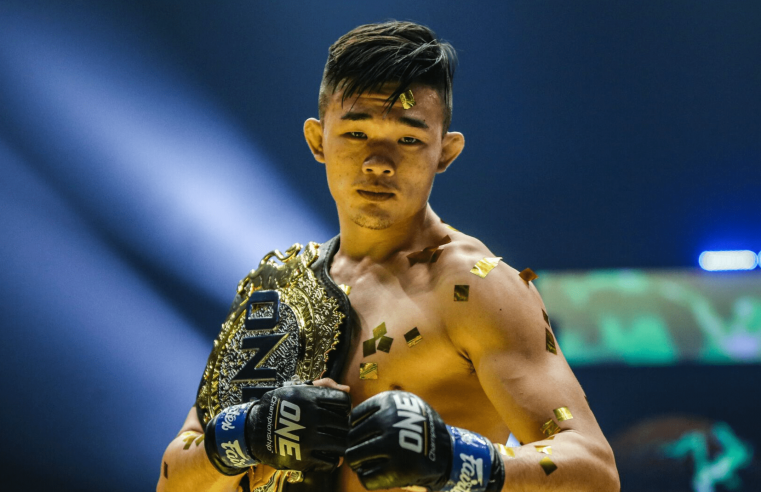Christian Lee Has His Sights On Welterweight Title