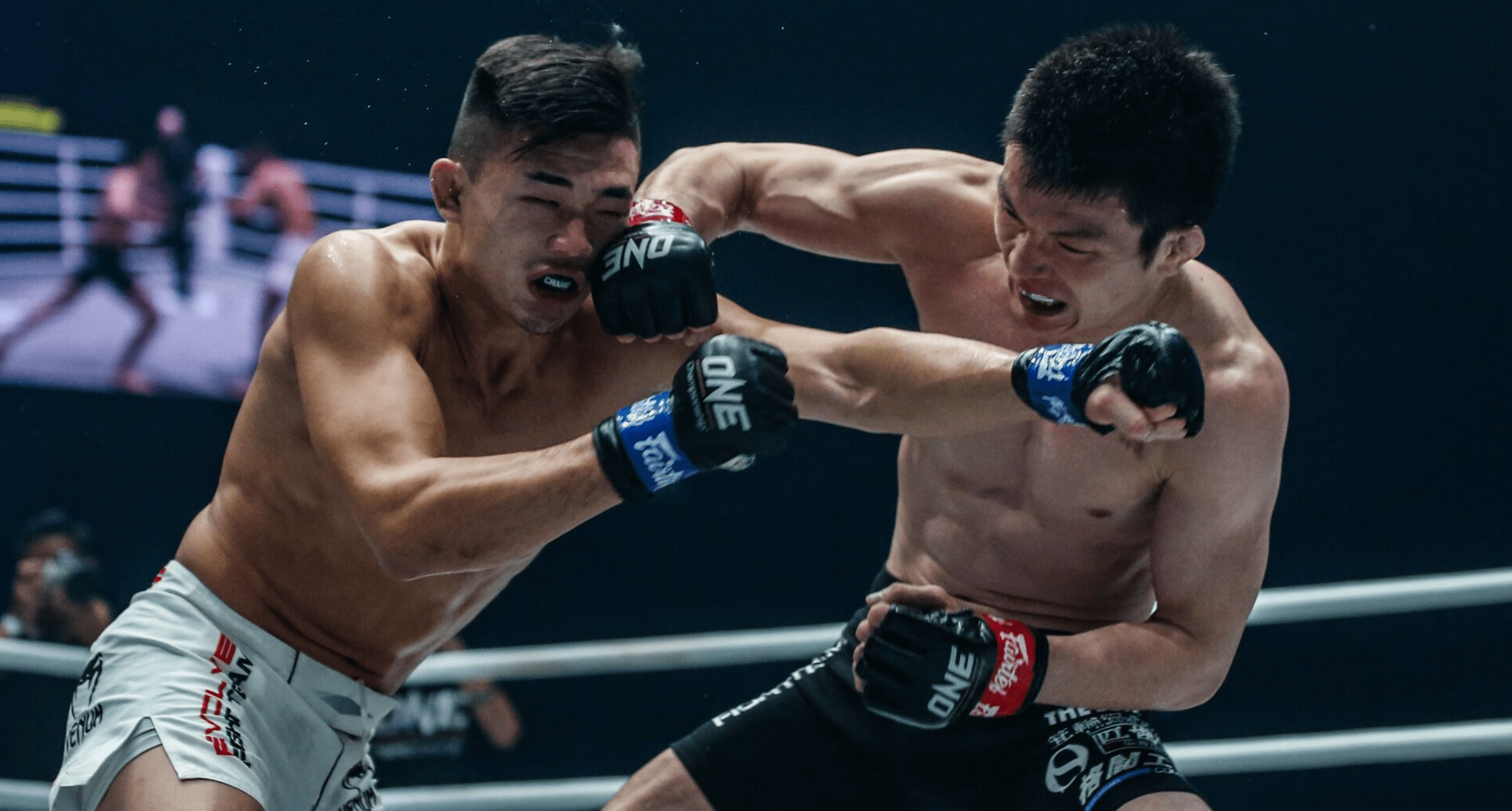 ONE: Enter The Dragon Post Fight Interviews (UPDATED)