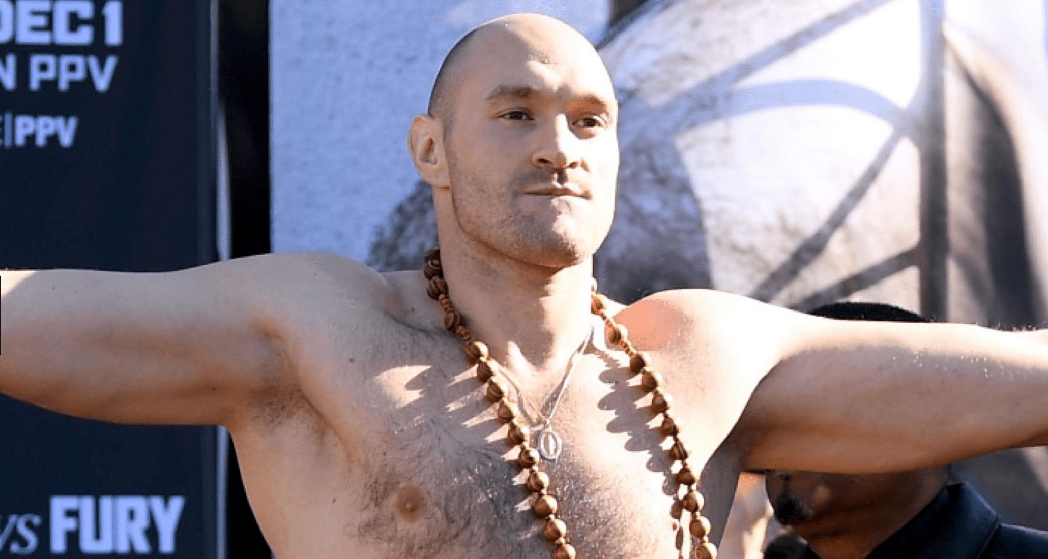 Tyson Fury: Anthony Joshua's Not Dangerous