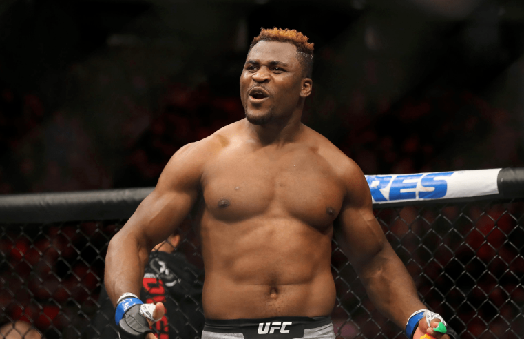 Francis Ngannou Frustrated With Lack Of Viable Options