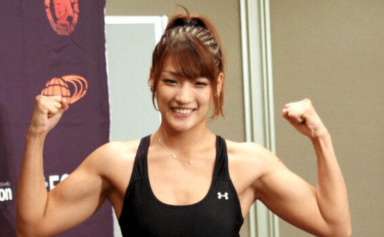 Rizin's Rena Kubota To Fight At Bellator 222