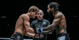 ONE Championship Sage Northcutt vs Cosmo Alexandre ONE: Enter The Dragon
