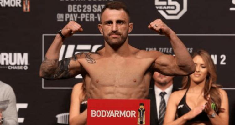 UFC Alex Volkanovski