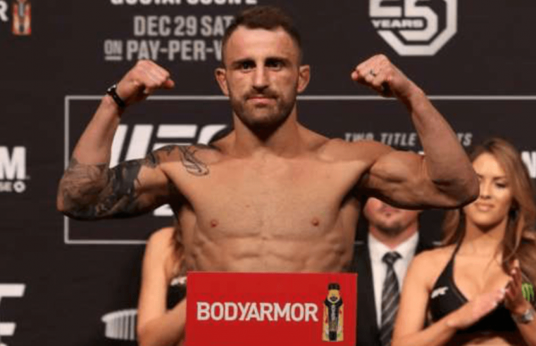 Volkanovski Details Nasty Health Issues Incurred From Weight Cutting