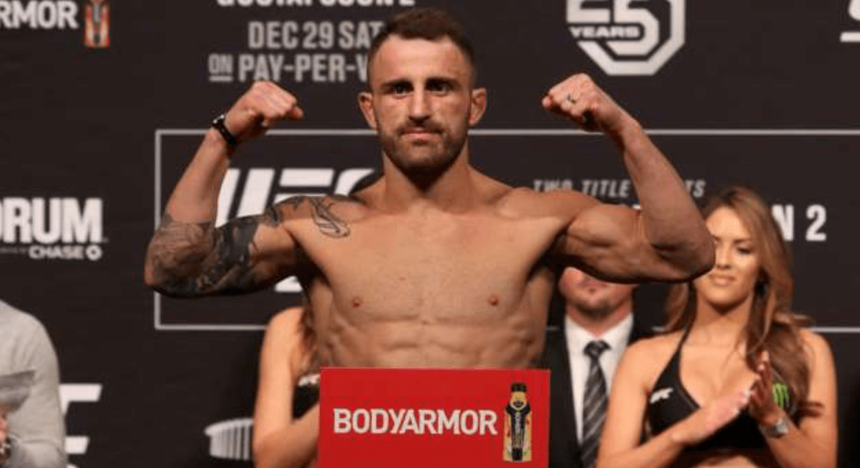Alex Volkanovski On UFC 251: I Don't Think It's A Good Idea For Me