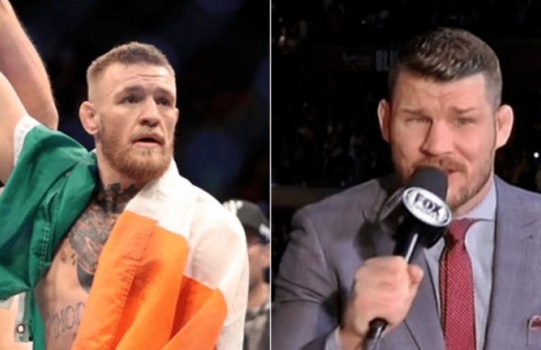 Michael Bisping States Who He Thinks Conor McGregor Should Call Out