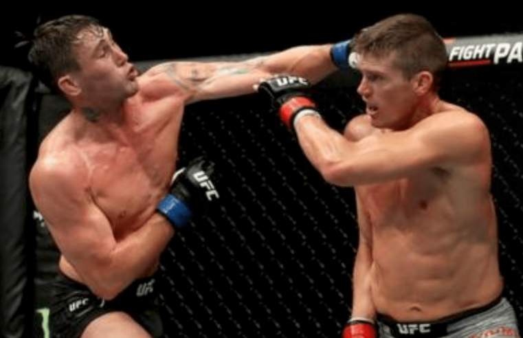 Stephen Thompson Calls Out Darren Till For A Rematch
