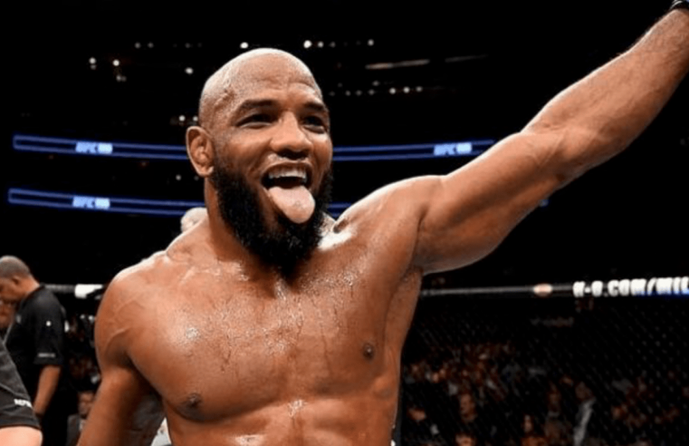 Yoel Romero Sends Message To Israel Adesanya