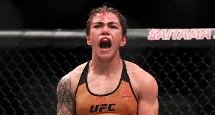 UFC Jessica Andrade
