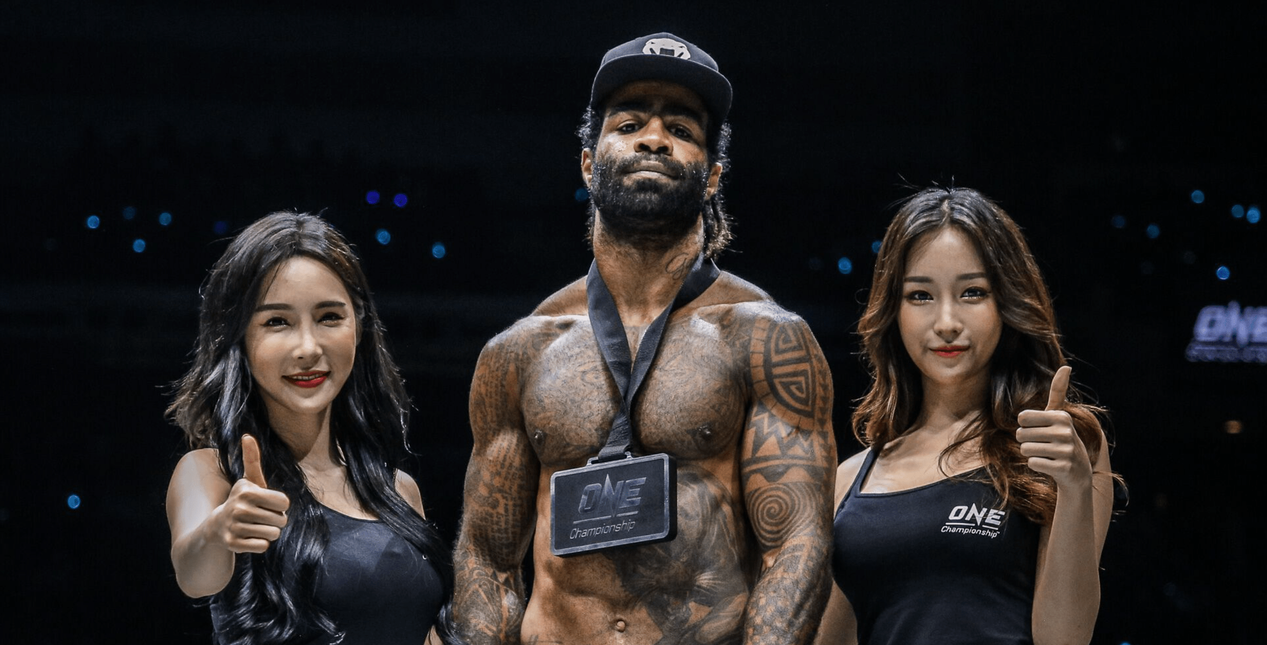 ONE Championship Cosmo Alexandre